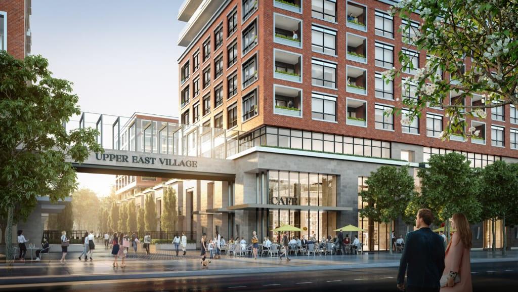 Upper East Village retail